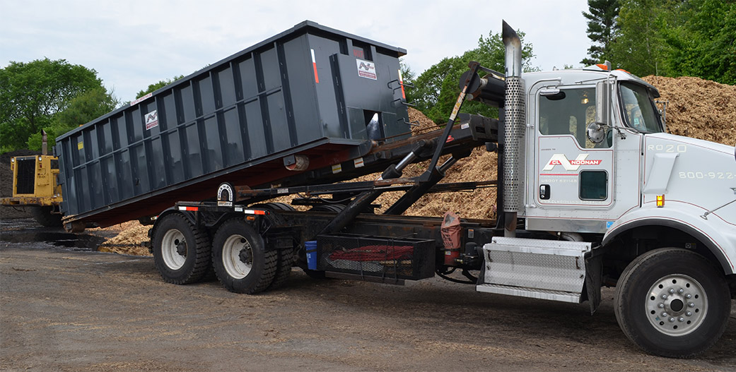 Roll-Off Containers - C.L. Noonan Container Service, Inc.